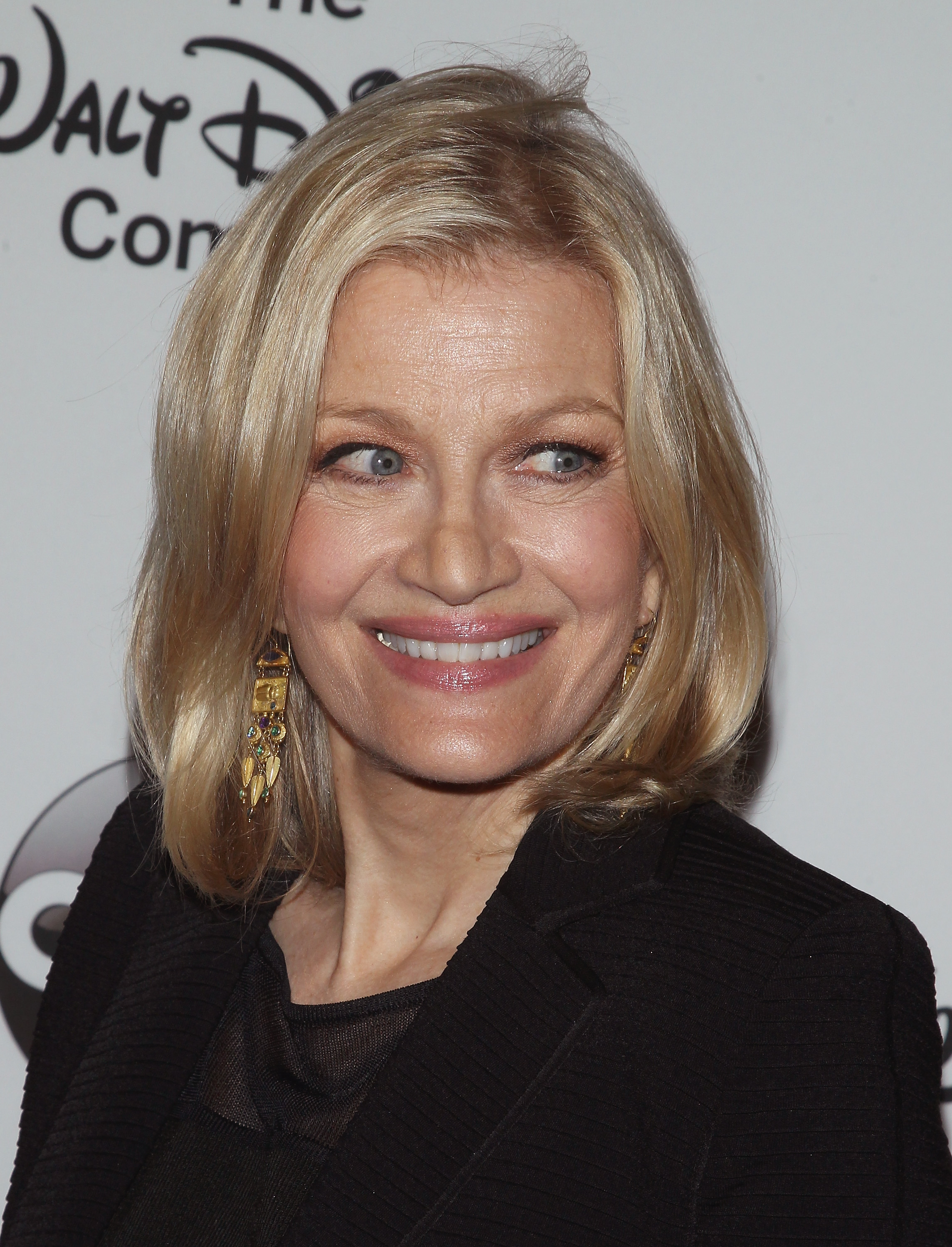 Diane Sawyer  attends A Celebration of Barbara Walters Cocktail Reception Red Carpet at the Four Seasons Restaurant on May 14, 2014 in New York.