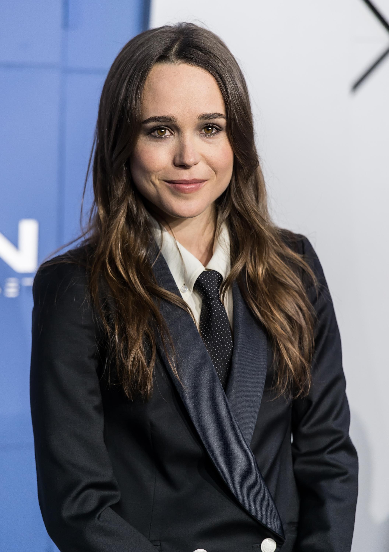 Ellen Page X-Men Premiere