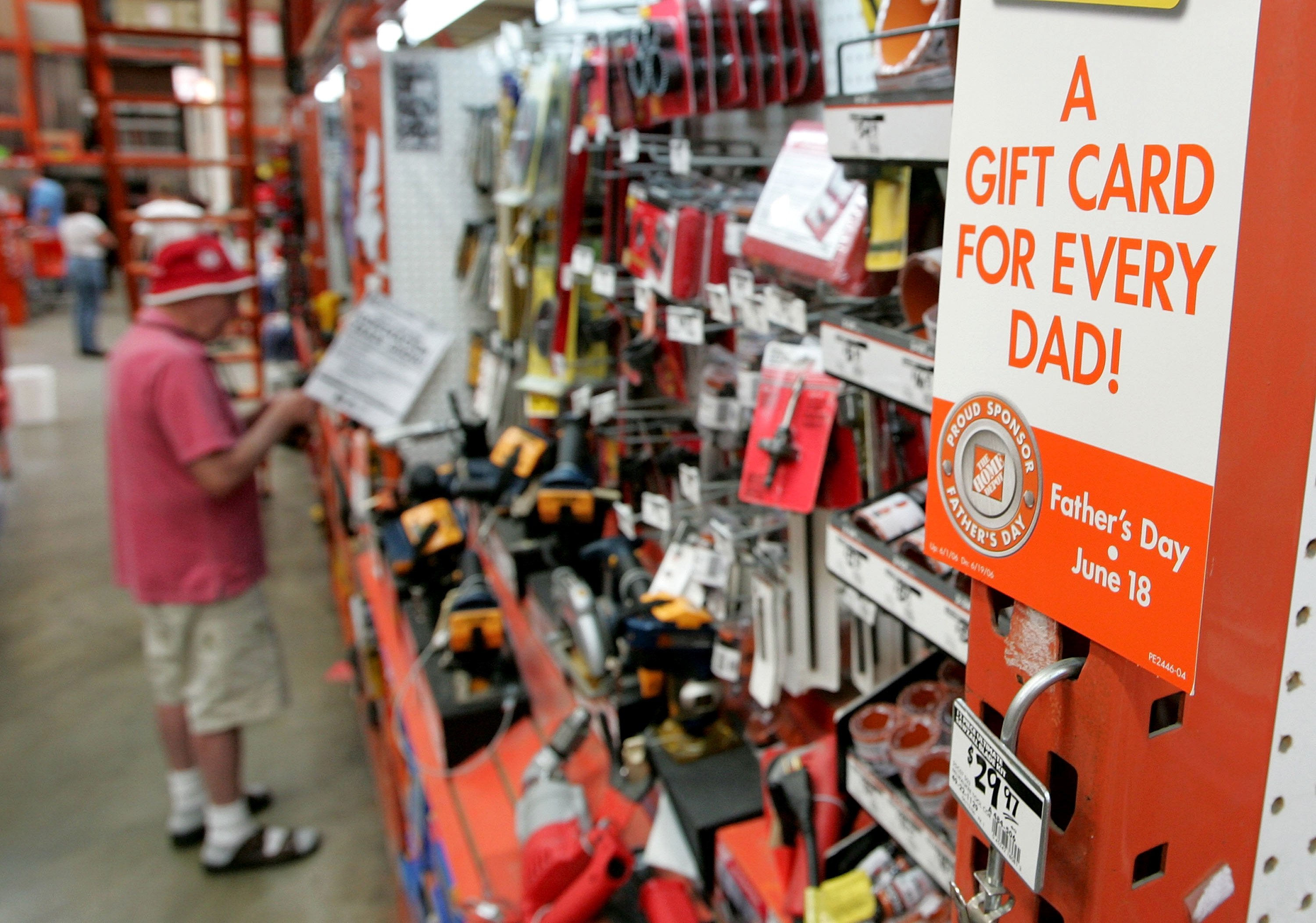 Father's Day, another retailer's holiday