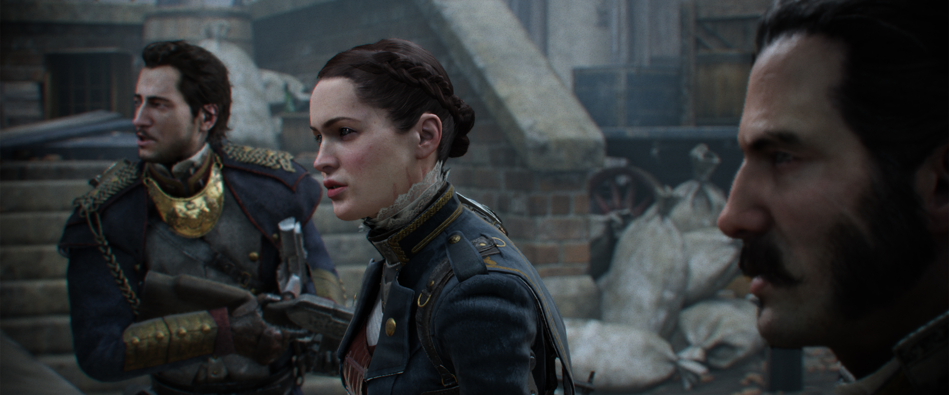Screenshot for the Developer's video game  The Order 1886.