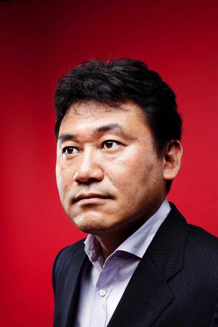 Rakuten CEO MIkitani