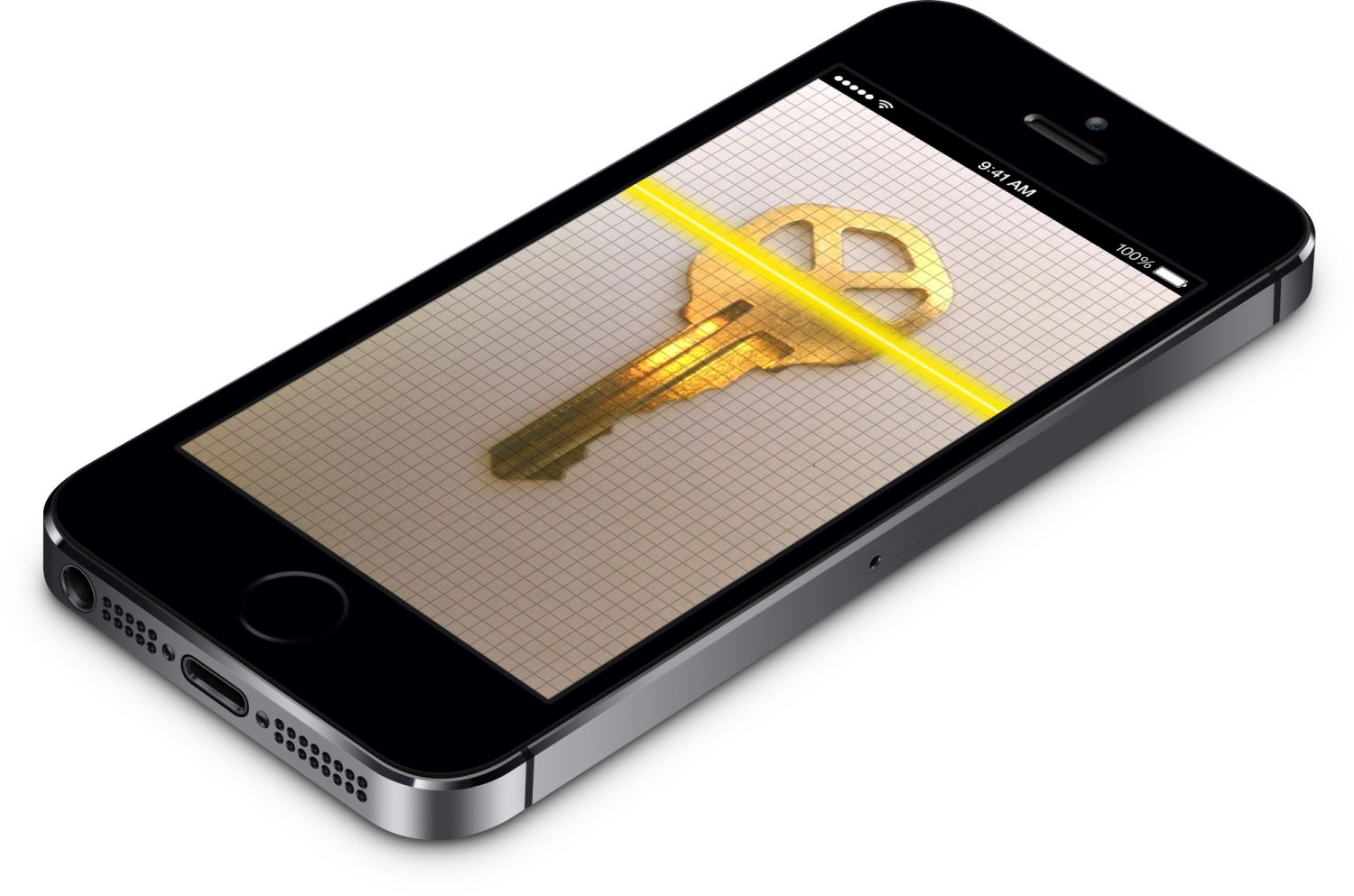 The KeyMe app lets you digitally scan your house keys for later duplication