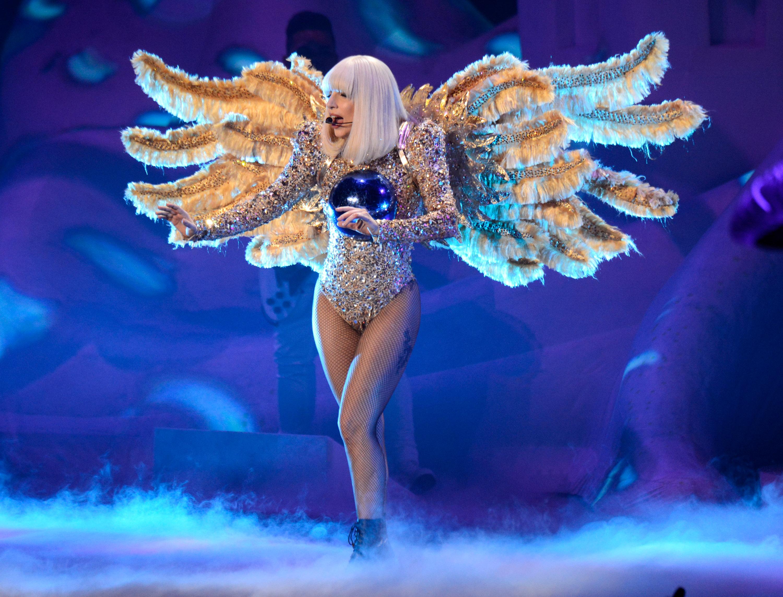 Lady Gaga artRave Tour
