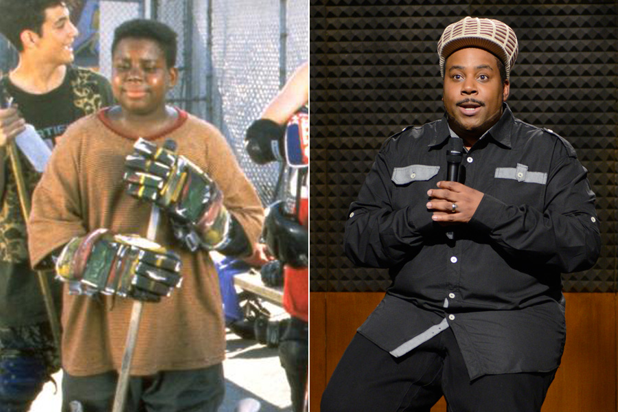 Kenan Thompson (Russ Tyler) just wrapped up his 11th season on 'Saturday Night Live.'