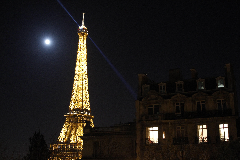 The Eiffel Tower in Paris on Feb. 13, 2014.