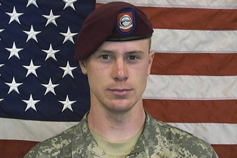 Army Sergeant Bowe Berghdal.