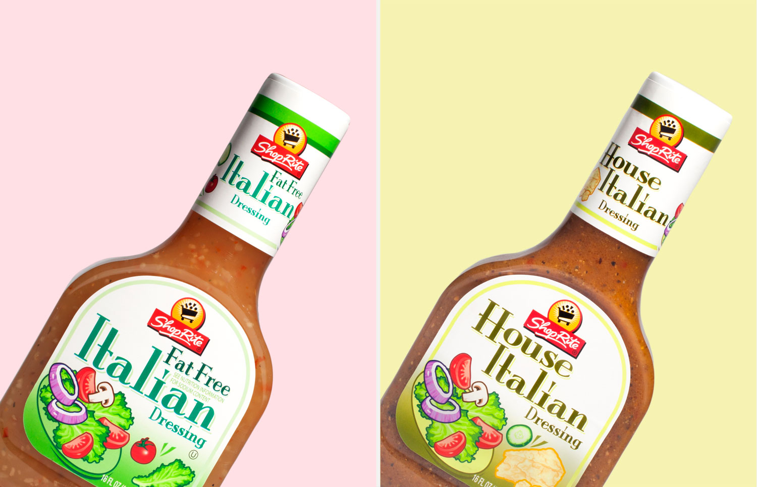 Which is better for you: Fat free salad dressing or regular salad dressing?