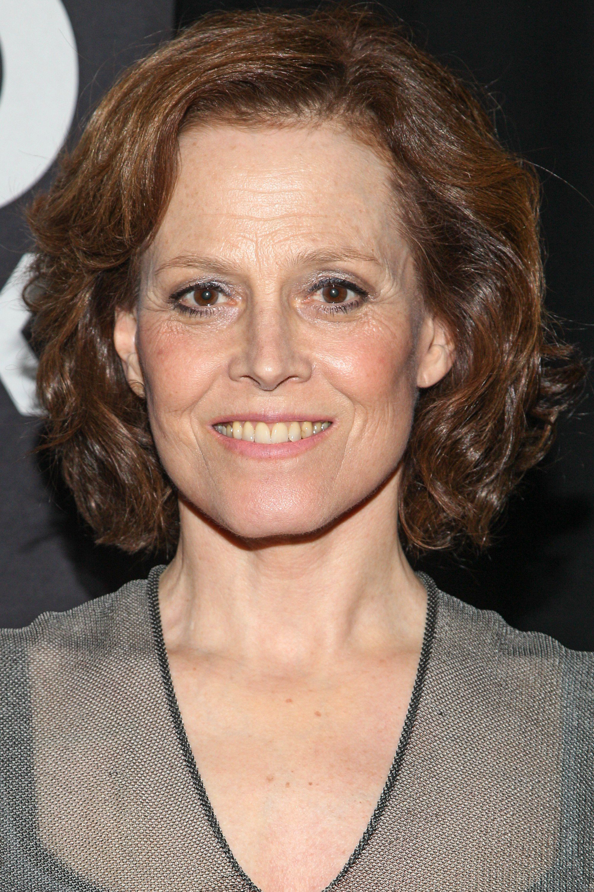 Sigourney Weaver attends the L.A. Times Hero Complex Film Festival 'Alien And Aliens' screening at TCL Chinese 6 Theatres on June 1, 2014 in Hollywood, Califor.