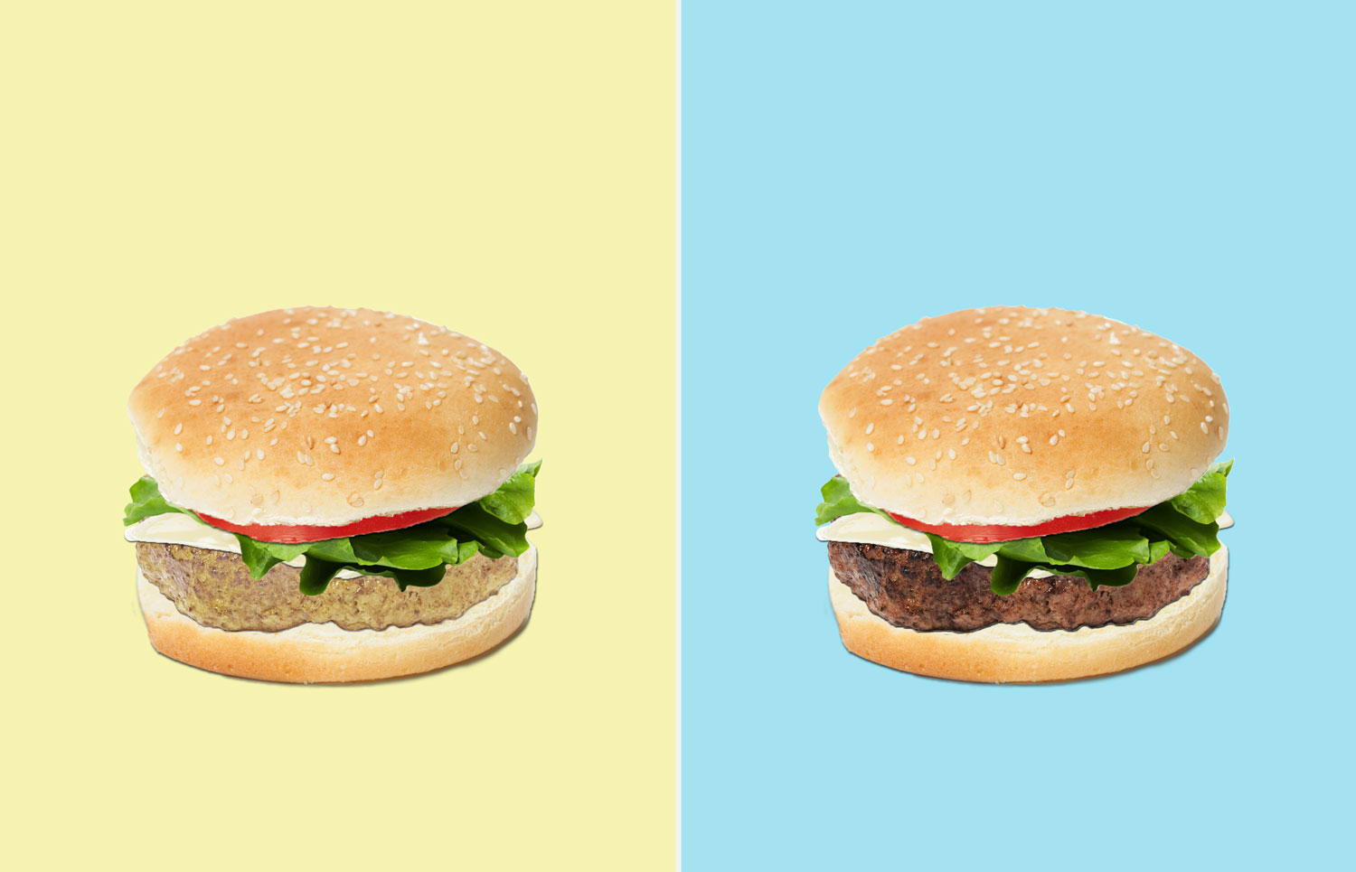 Which is better for you: A turkey burger or a sirloin burger?