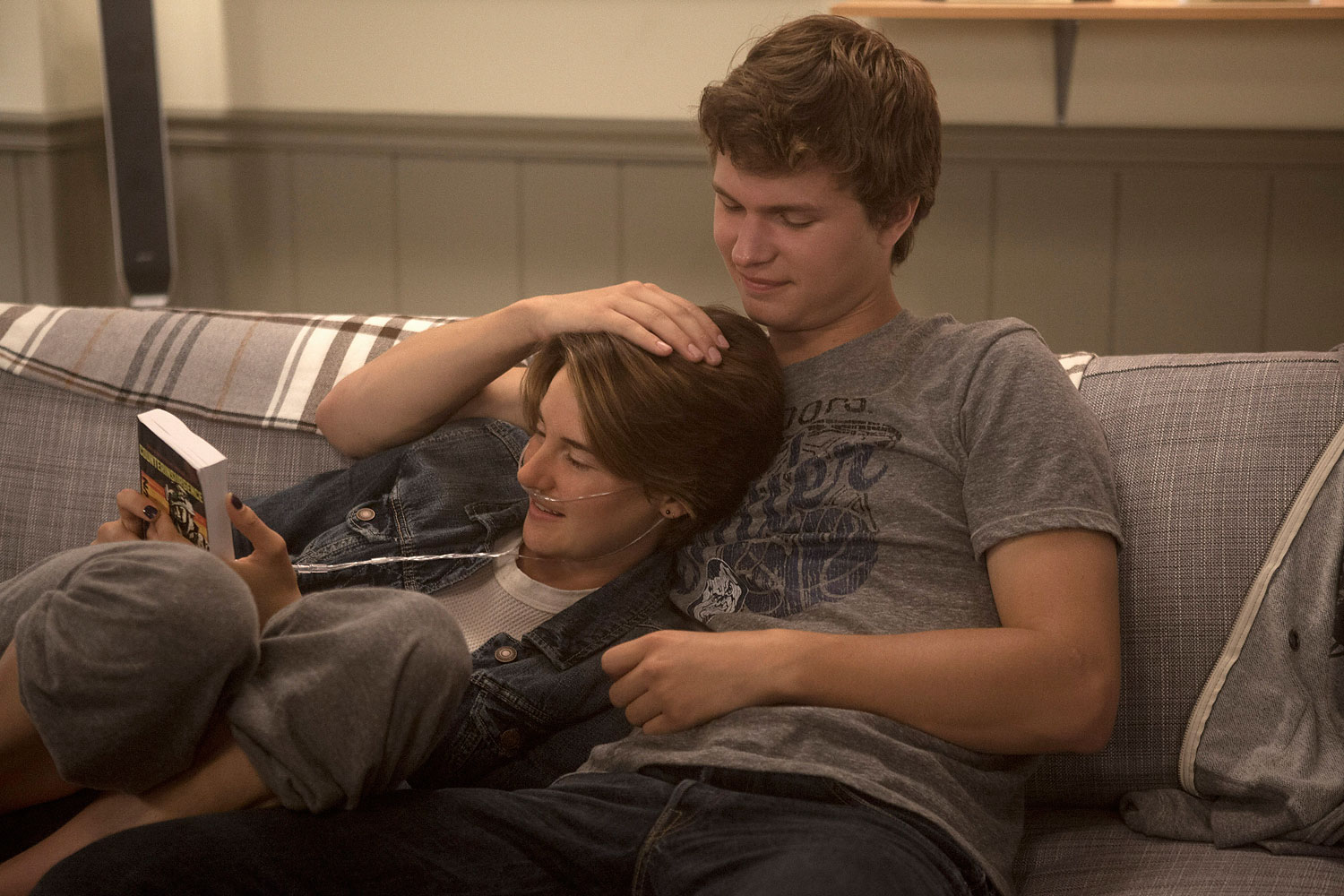 Films about cancer, such as 'The Fault in Our Stars,' can offer a new understanding of humanity.