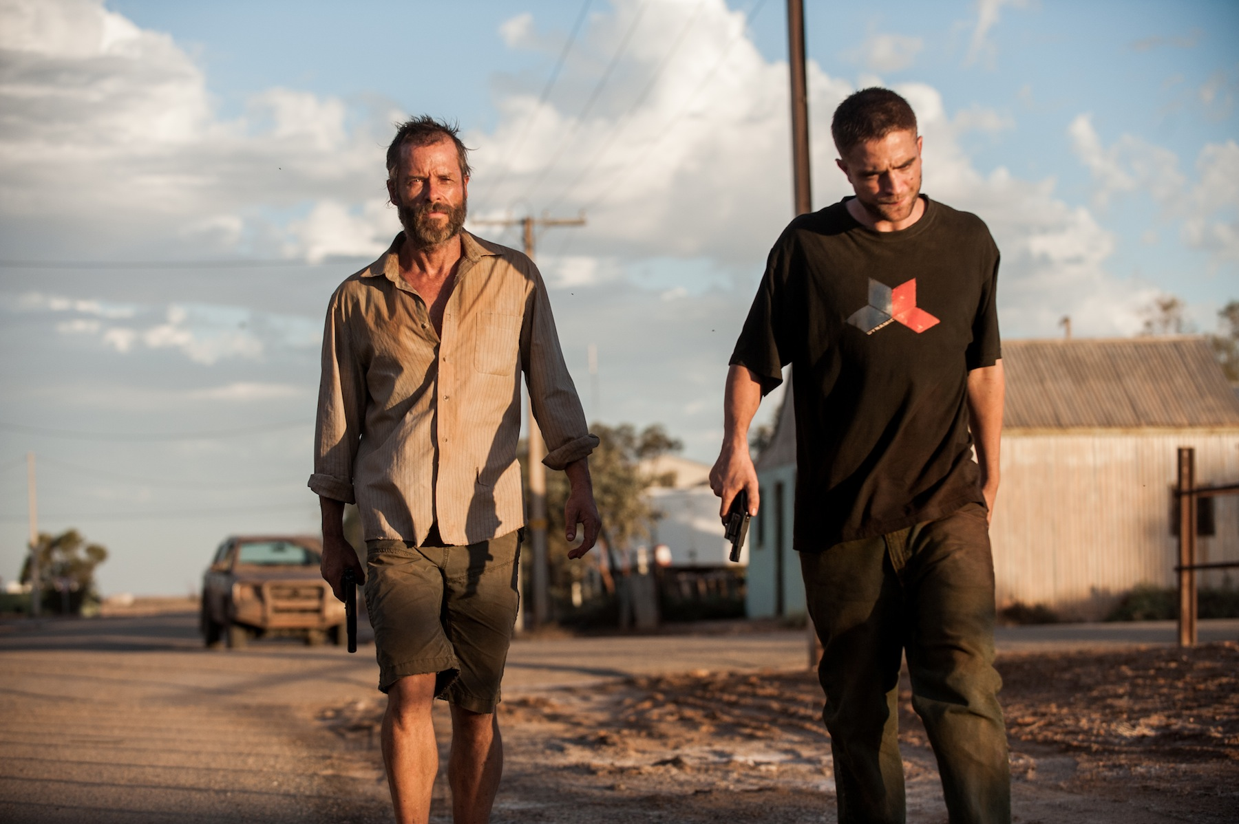 The Rover: Robert Pattinson and Guy Pearce Rough It In Australia | Time