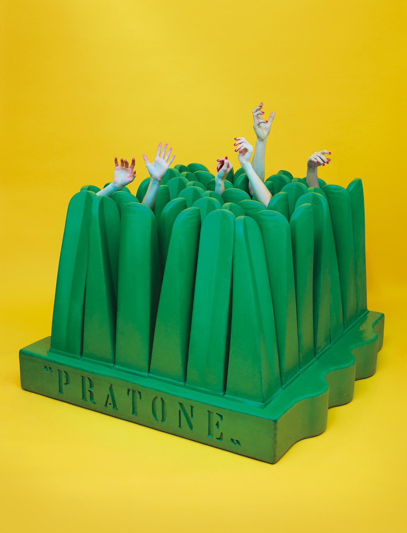 Pratone by Giorgio Ceretti, Pietro Derossi and Riccardo Rosso.