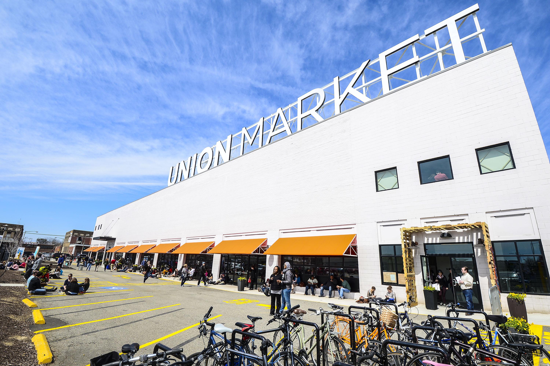 Union Market on April 5, 2014 in Washington, D.C.