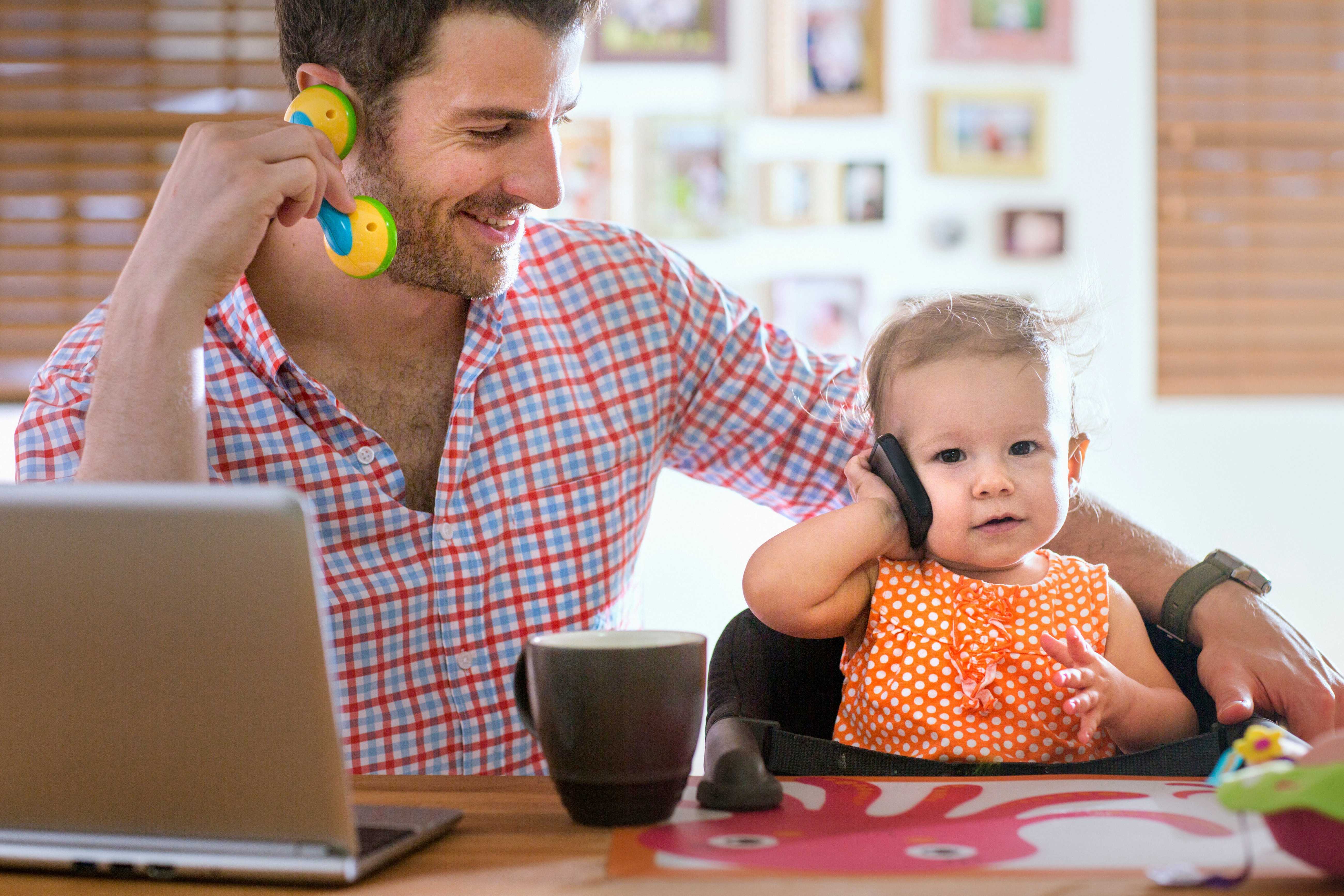 Paternity leave is not only good for families, it's good for business.