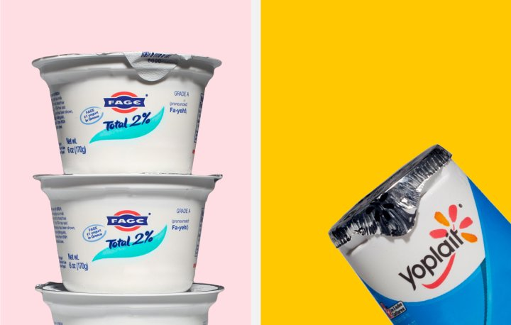 Which is better for you: Low fat Greek yogurt or 100 calorie Yoplait yogurt?