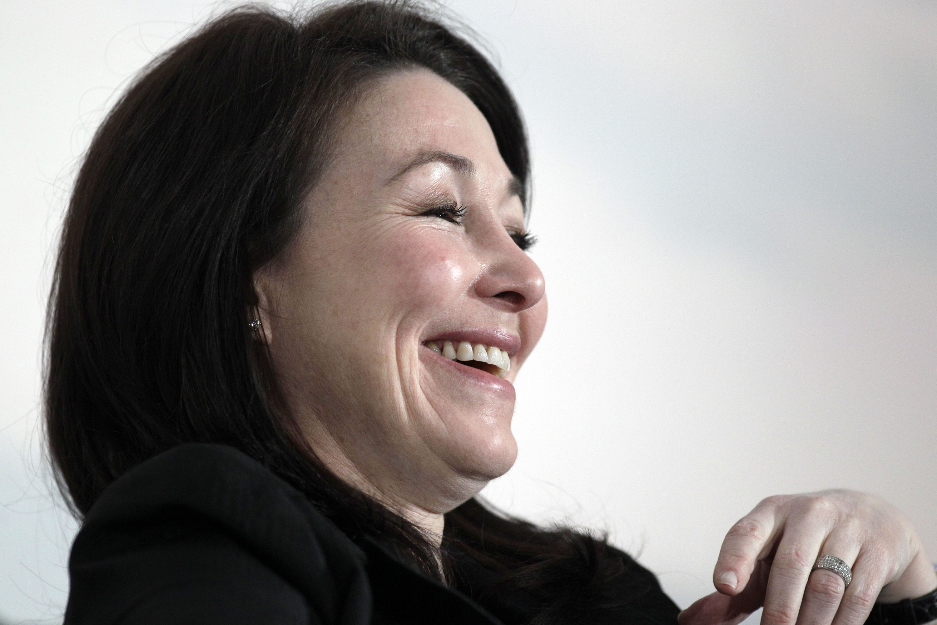 Safra Catz, co-president of Oracle Corp.