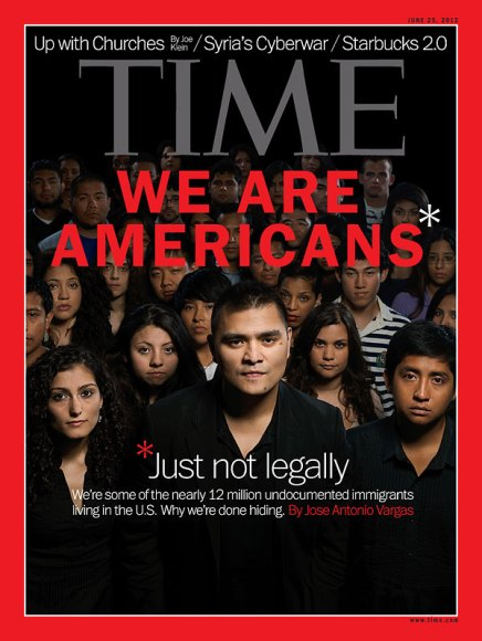 We Are Americans Cover