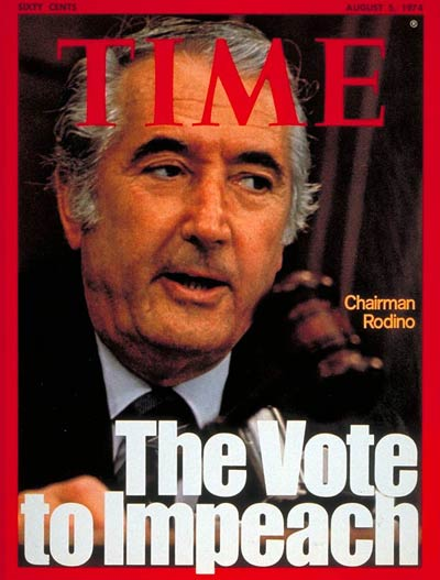 TIME Aug. 5, 1974 Cover