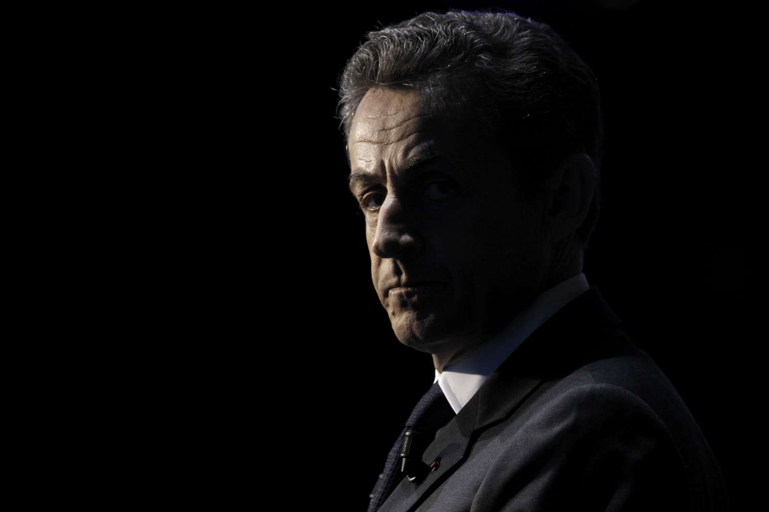 Sarkozy's legal cloud puts his political future in doubt
