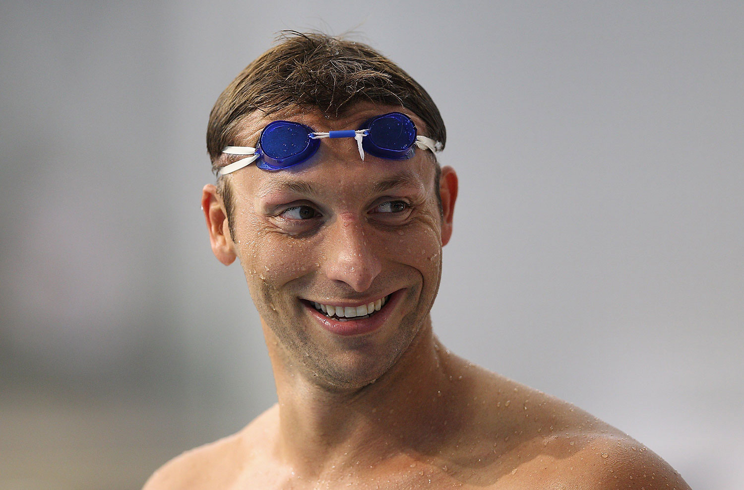 Olympic Swimmer Ian Thorpe