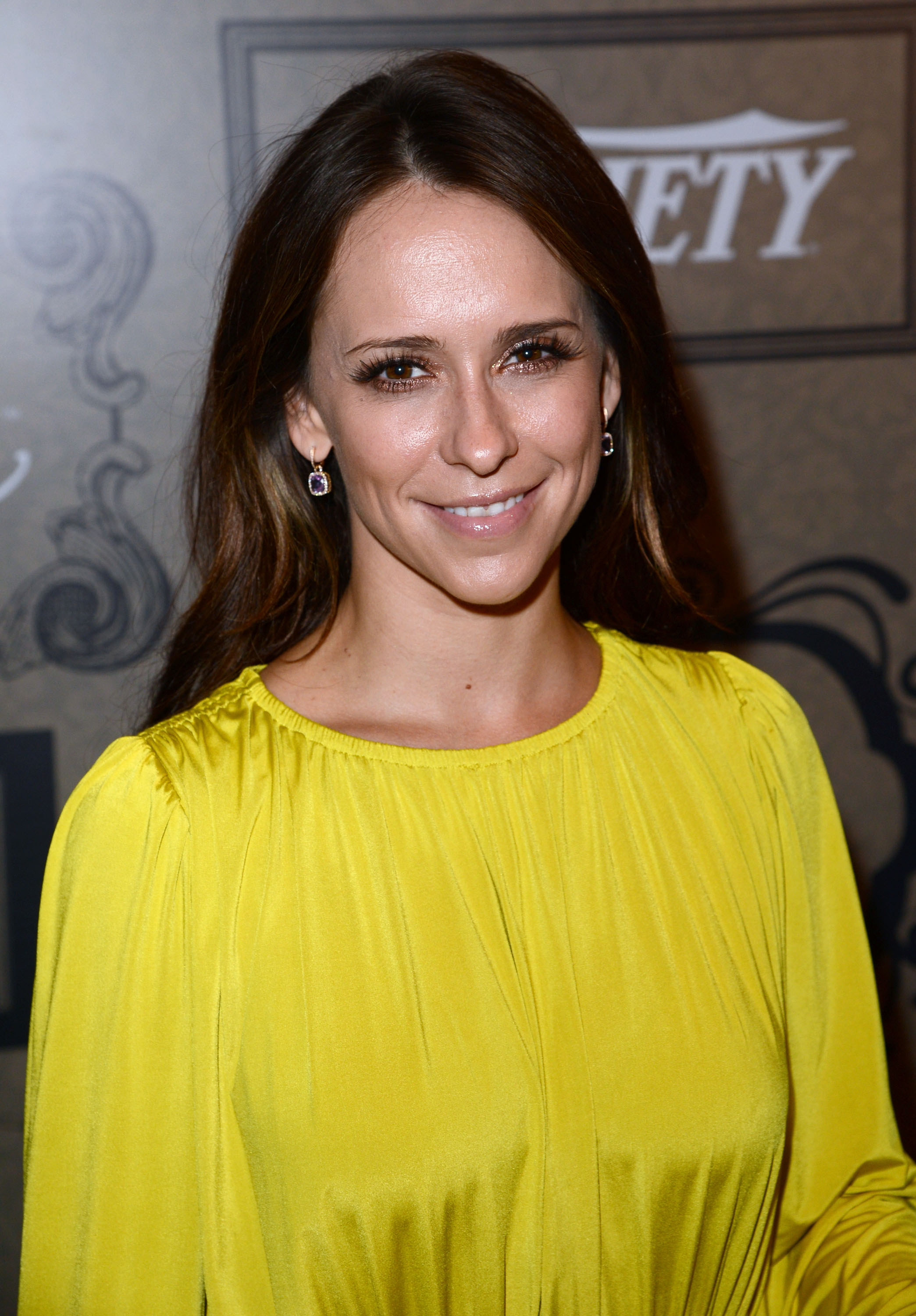 Actress Jennifer Love Hewitt arrives at Variety's 4th Annual Power of Women Event Presented by Lifetimeat the Beverly Wilshire Four Seasons Hotel on October 5, 2012 in Beverly Hills, California.