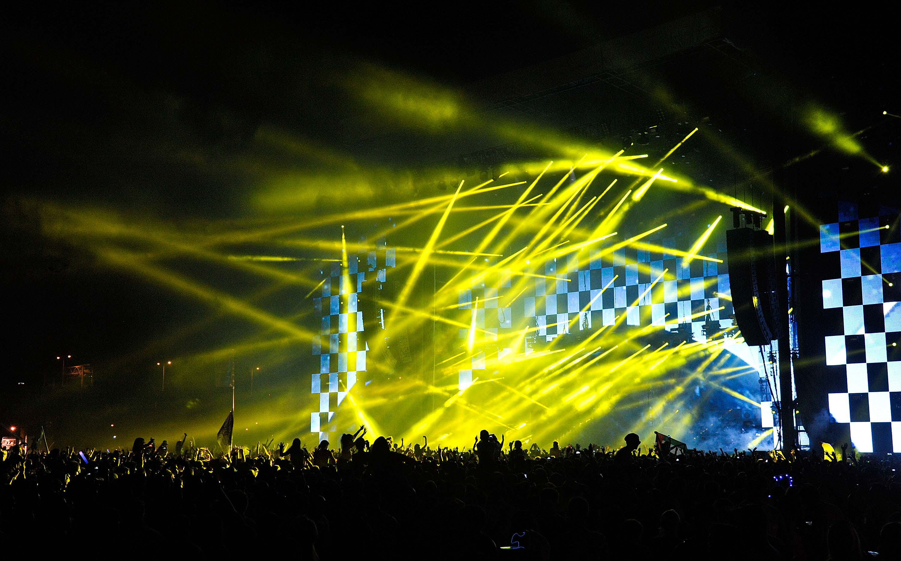 Avicii performs during Electric Zoo 2013 at Randall's Island on August 30, 2013 in New York City.
