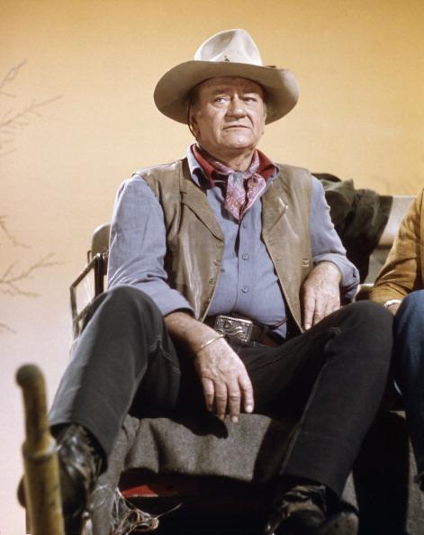 John Wayne a.k.a. the Duke
