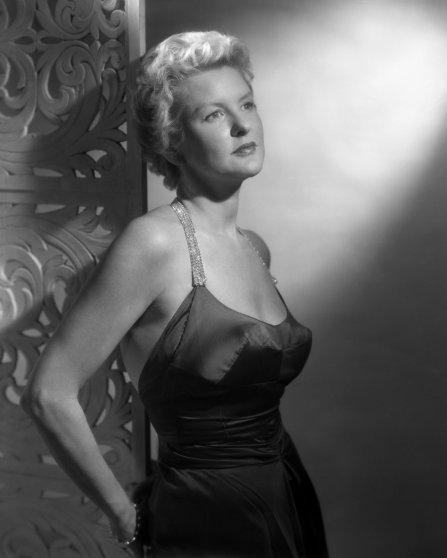 Actress Elaine Stritch c. 1956