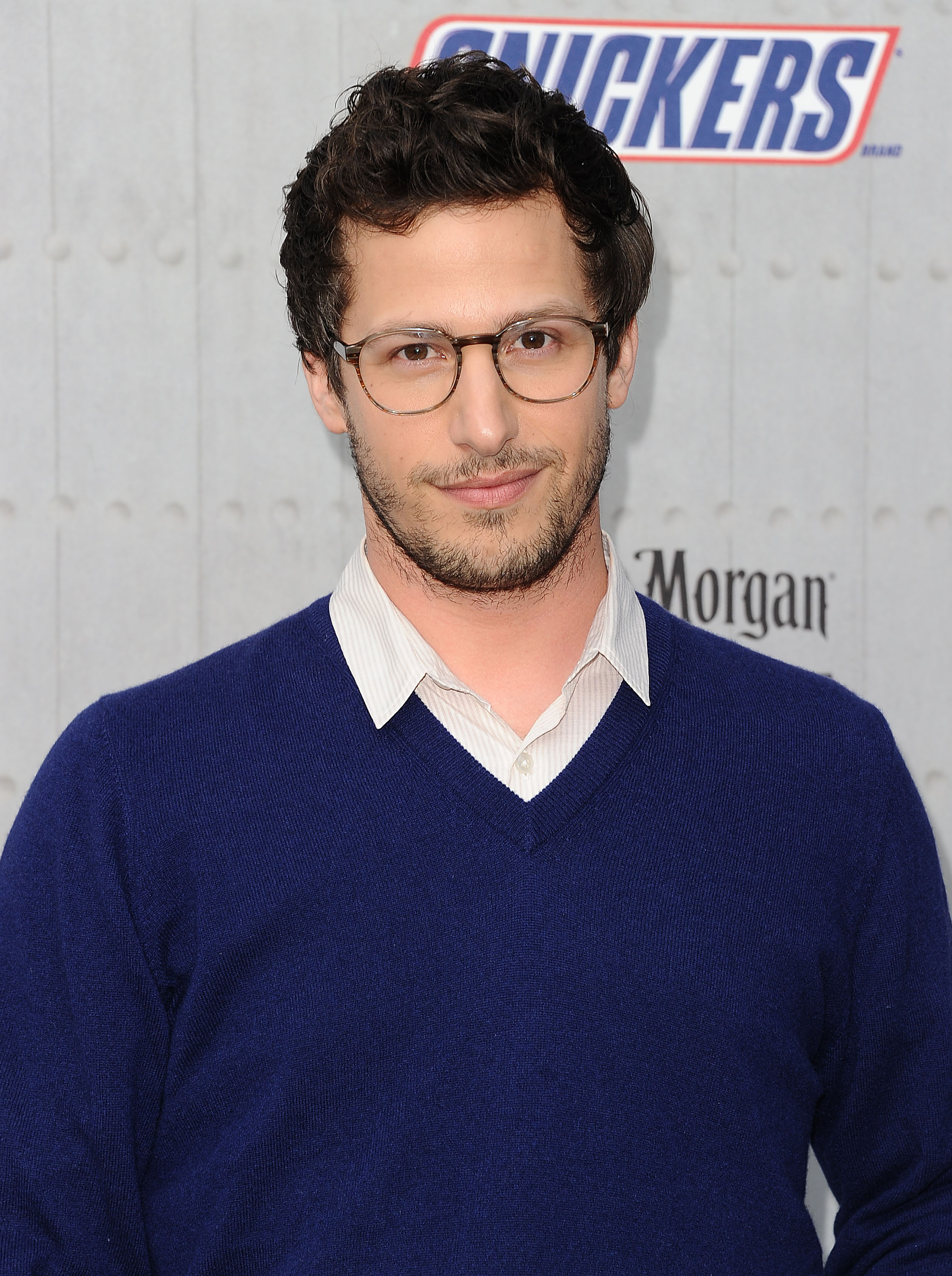LOS ANGELES, CA - JUNE 07:  Actor Andy Samberg attends Spike TV's  Guys Choice  Awards at Sony Studios on June 7, 2014 in Los Angeles, California.  (Photo by Jason LaVeris/FilmMagic)