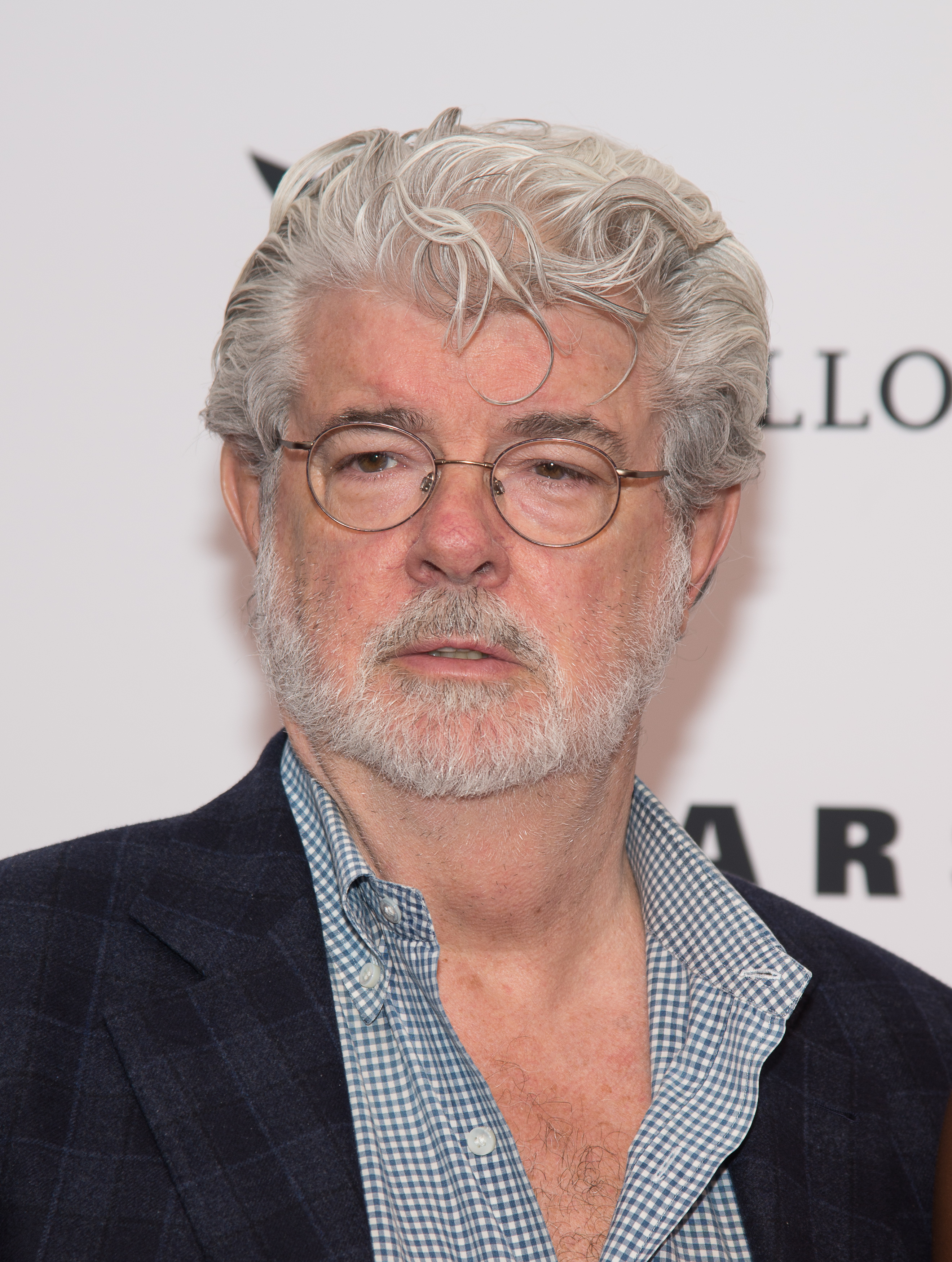 George Lucas attends the Apollo Spring Gala and 80th Anniversary Celebration at The Apollo Theater on June 10, 2014 in New York City.