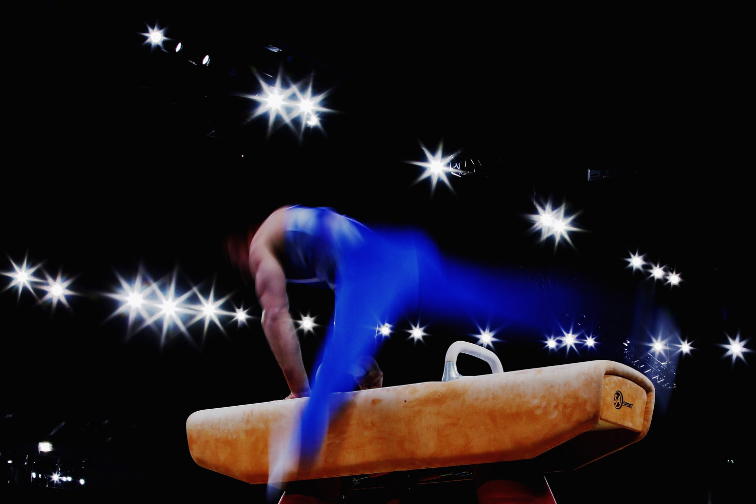 Jul. 28, 2014. Daniel Purvis of Scotland competes in the Men's Team Final and Individual Qualification at SECC Precinct during day five of the Glasgow 2014 Commonwealth Games in Glasgow, United Kingdom.