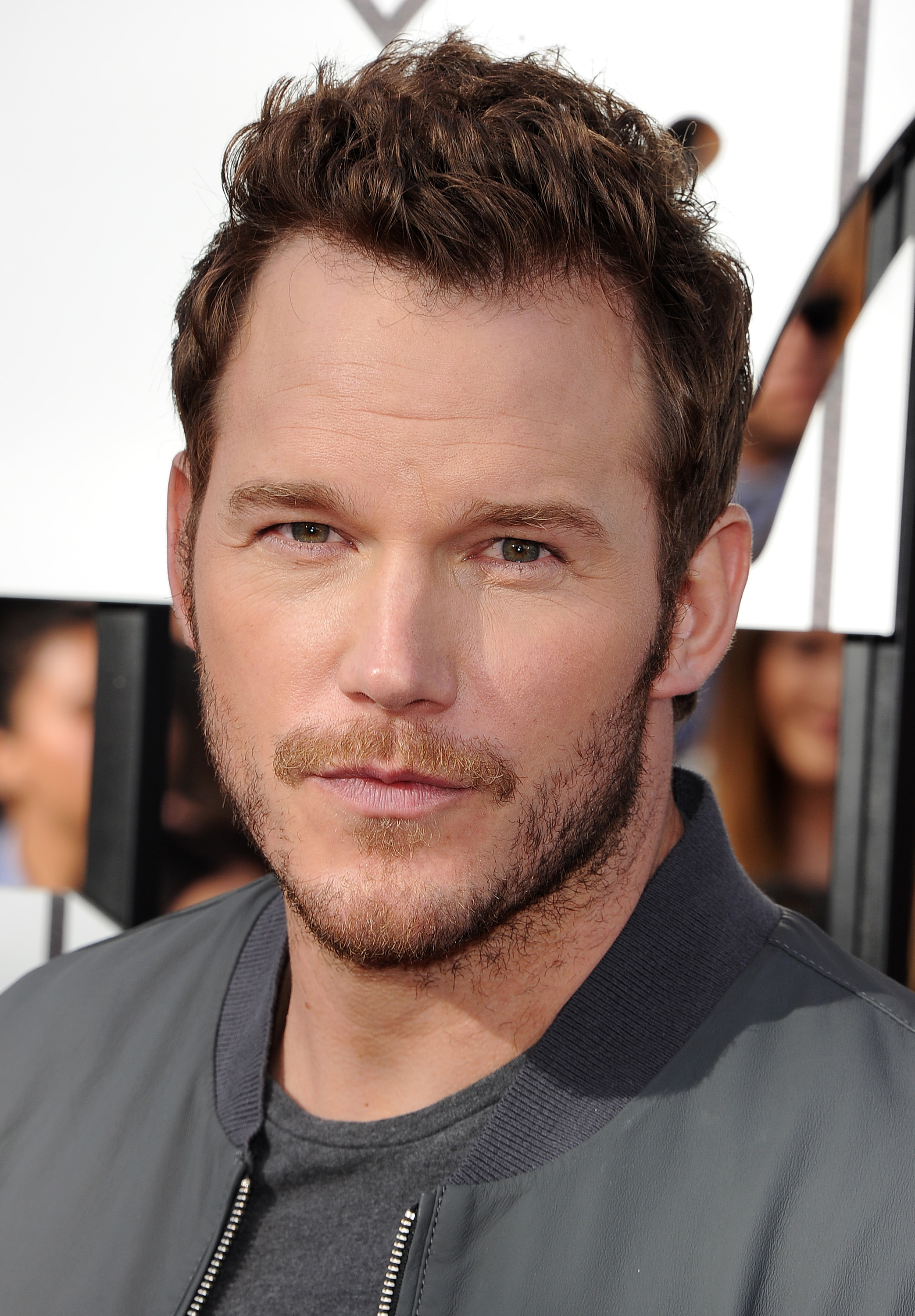LOS ANGELES, CA - APRIL 13:  Actor Chris Pratt attends the 2014 MTV Movie Awards at Nokia Theatre L.A. Live on April 13, 2014 in Los Angeles, California.  (Photo by Steve Granitz/WireImage)