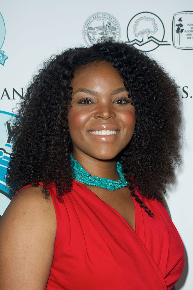 Mayor Aja Brown attends Compton Jr. Posse 7th Annual Fundraiser Gala at Los Angeles Equestrian Center on May 17, 2014 in Los Angeles.