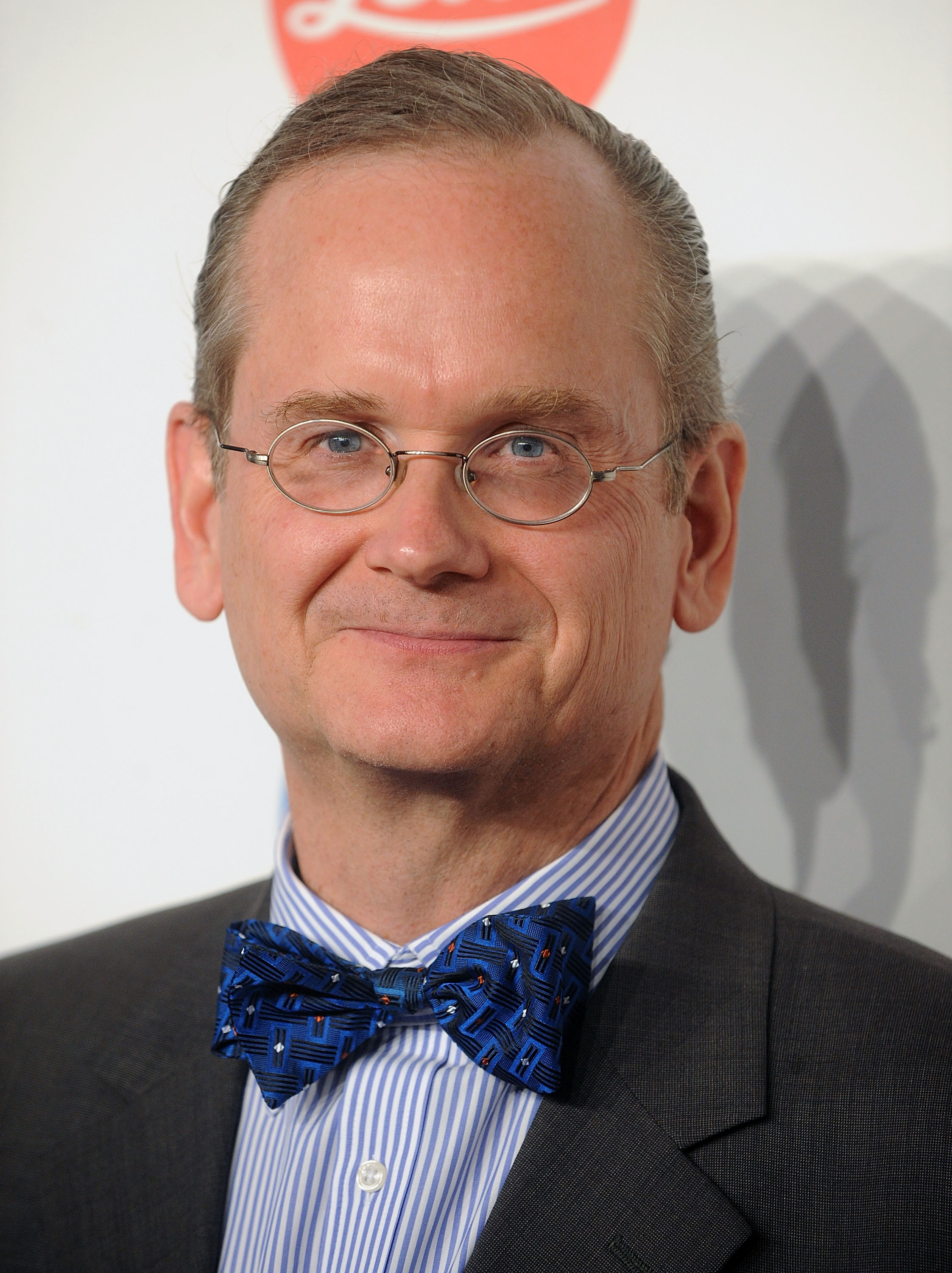 Lawrence Lessig attends 18th Annual Webby Awards on May 19, 2014 in New York, United States.