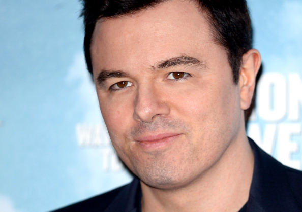 Seth MacFarlane attends a photocall to promote  A Million Ways To Die In The West  held at Claridges Hotel on May 27, 2014 in London, England.
