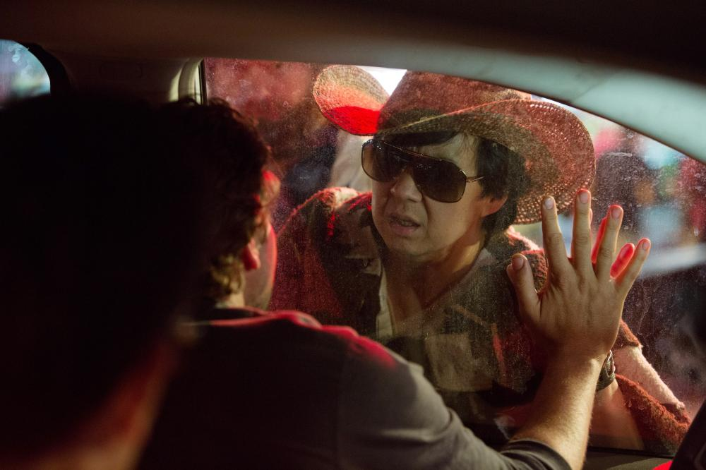 Ken Jeong as Leslie Chow in The Hangover Part III
