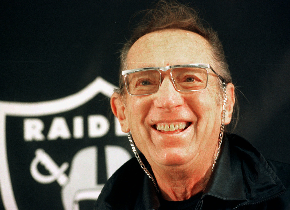 "Al Davis (1929): Among the most controversial and charismatic owners in NFL history, Al Davis modeled the Oakland Raiders in his own outlaw image and pushed the team with his all-American mantra, ""Just win, baby."""