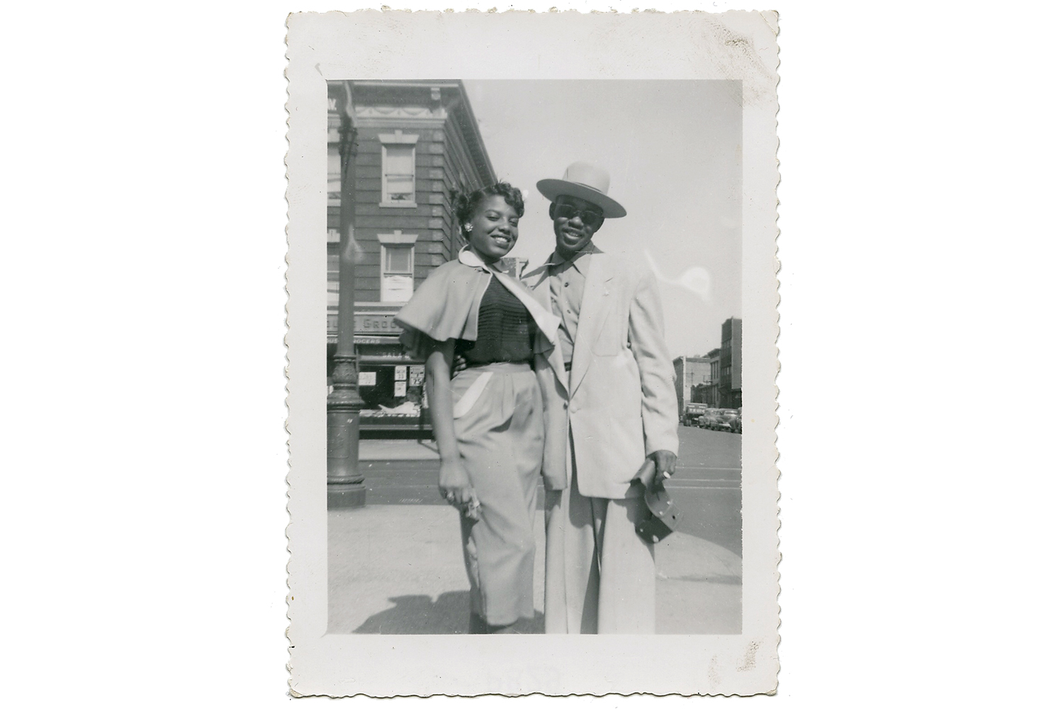 Unknown Couple, Brooklyn, c. 1950s
