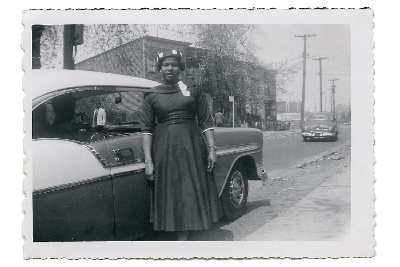 Sunday Portrait, c. 1950s