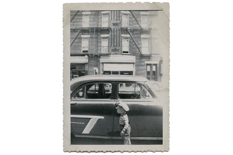 Junior Sanders, Brooklyn, c. 1950s