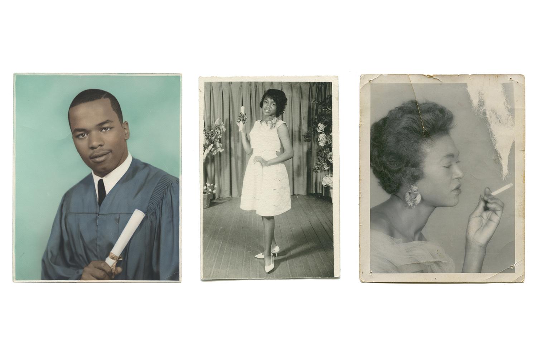 Graduation (Jamil Abdul-Azim), c. 1966  —    Pope's Studio, Brooklyn, c. 1960s  —    Defining Moments (Mae Priester), N.D.