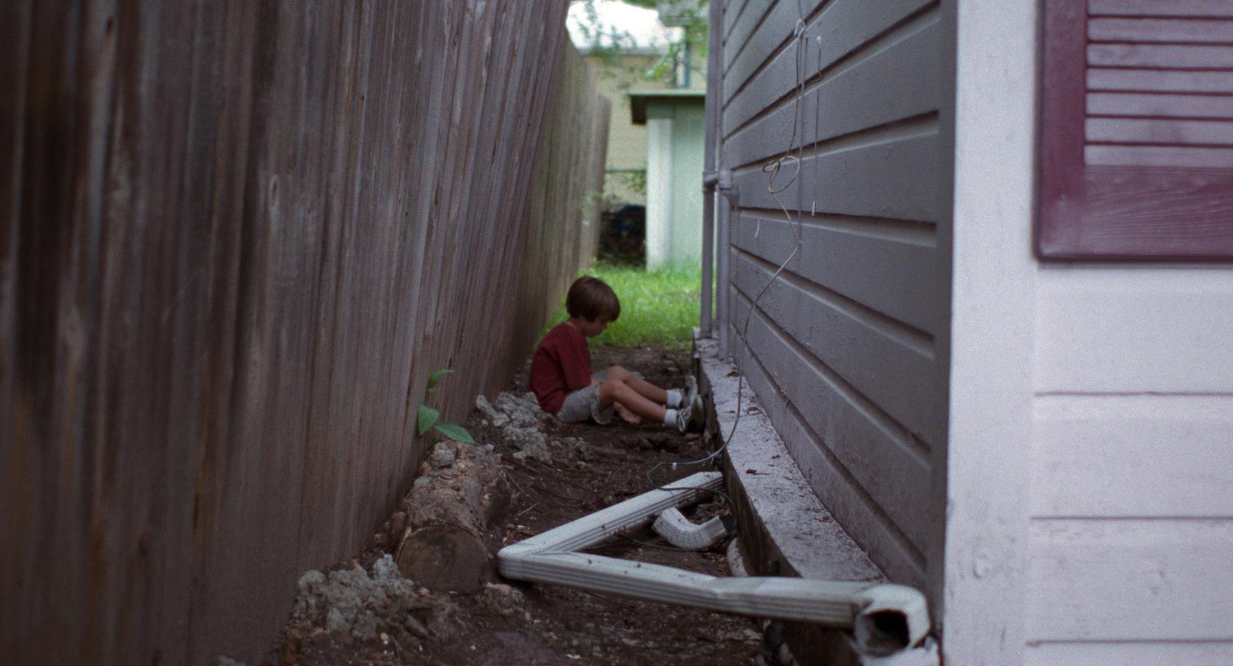 A scene from 'Boyhood'
