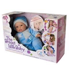 Breast Milk Baby Doll