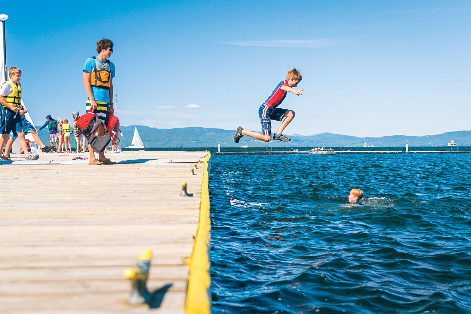 <strong>Burlington, Vt.</strong>                                   <em>Best Place for Raising Healthy Kids</em>                                   This New England city offers great schools, excellent pediatric care, loads of culture and limitless options for healthy outdoor fun all year long.
