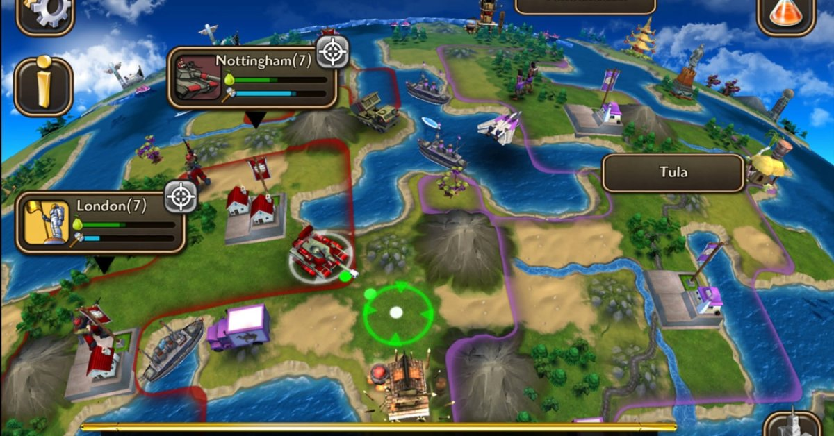 2K Releases Civilization Revolution 2 for iPhone and iPad   Time