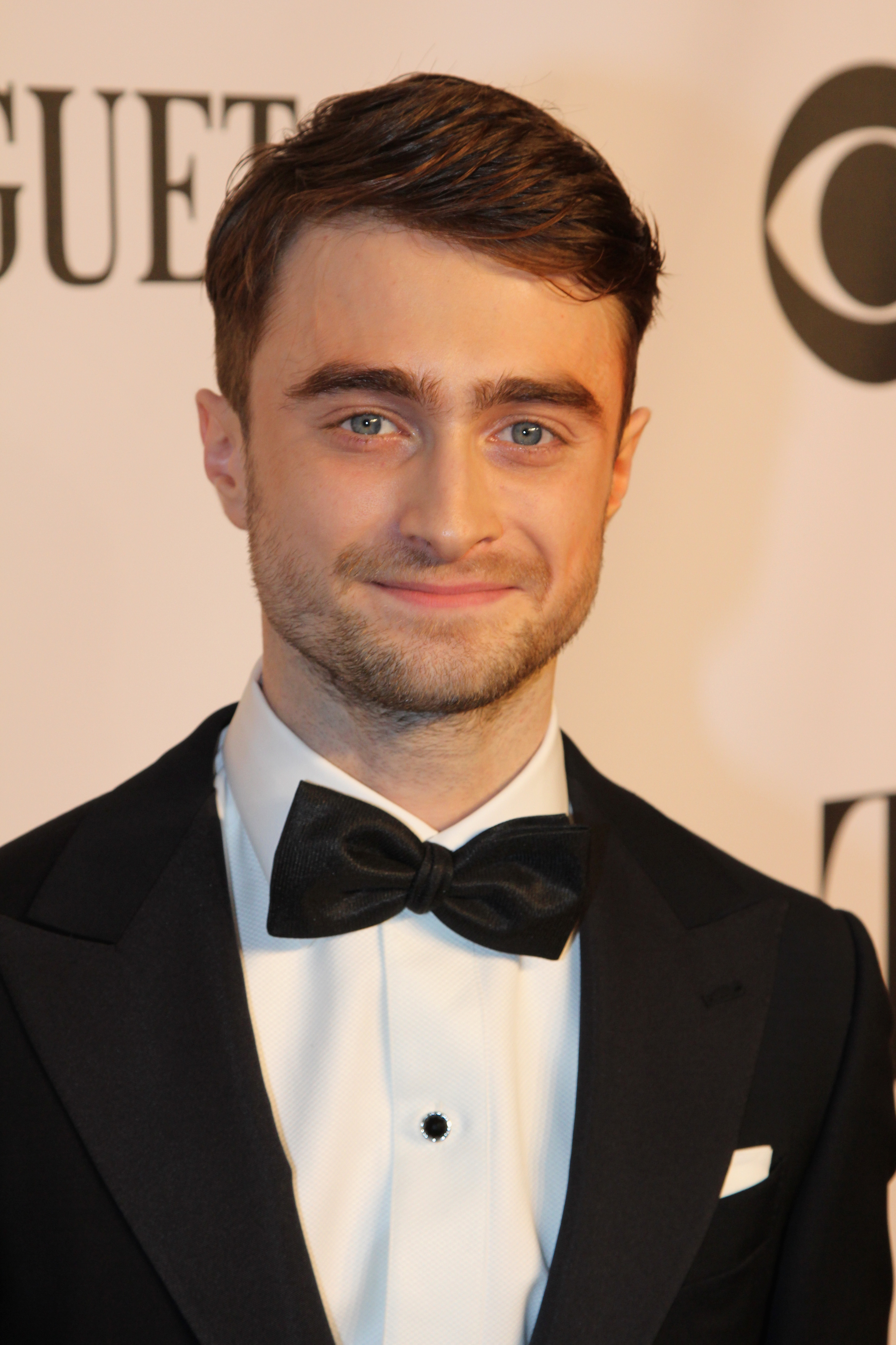 Daniel Radcliffe attends the American Theatre Wing's 68th Annual Tony Awards at Radio City Music Hall on June 8, 2014 in New York City.