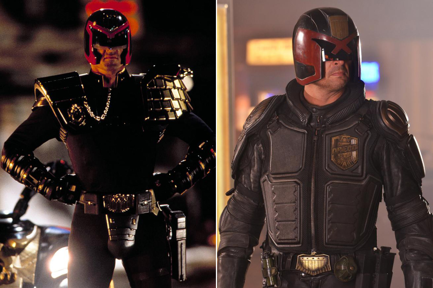 Sylvester Stallone's original 1995 take on Judge Dredd, the iconic British comic character, was lambasted and earned Stallone a Golden Raspberry for Worst Actor. The 2012 reboot, <i>Dredd</i>, starring Karl Urban as the titular character, didn't fare well at the box office, but was better received critically.