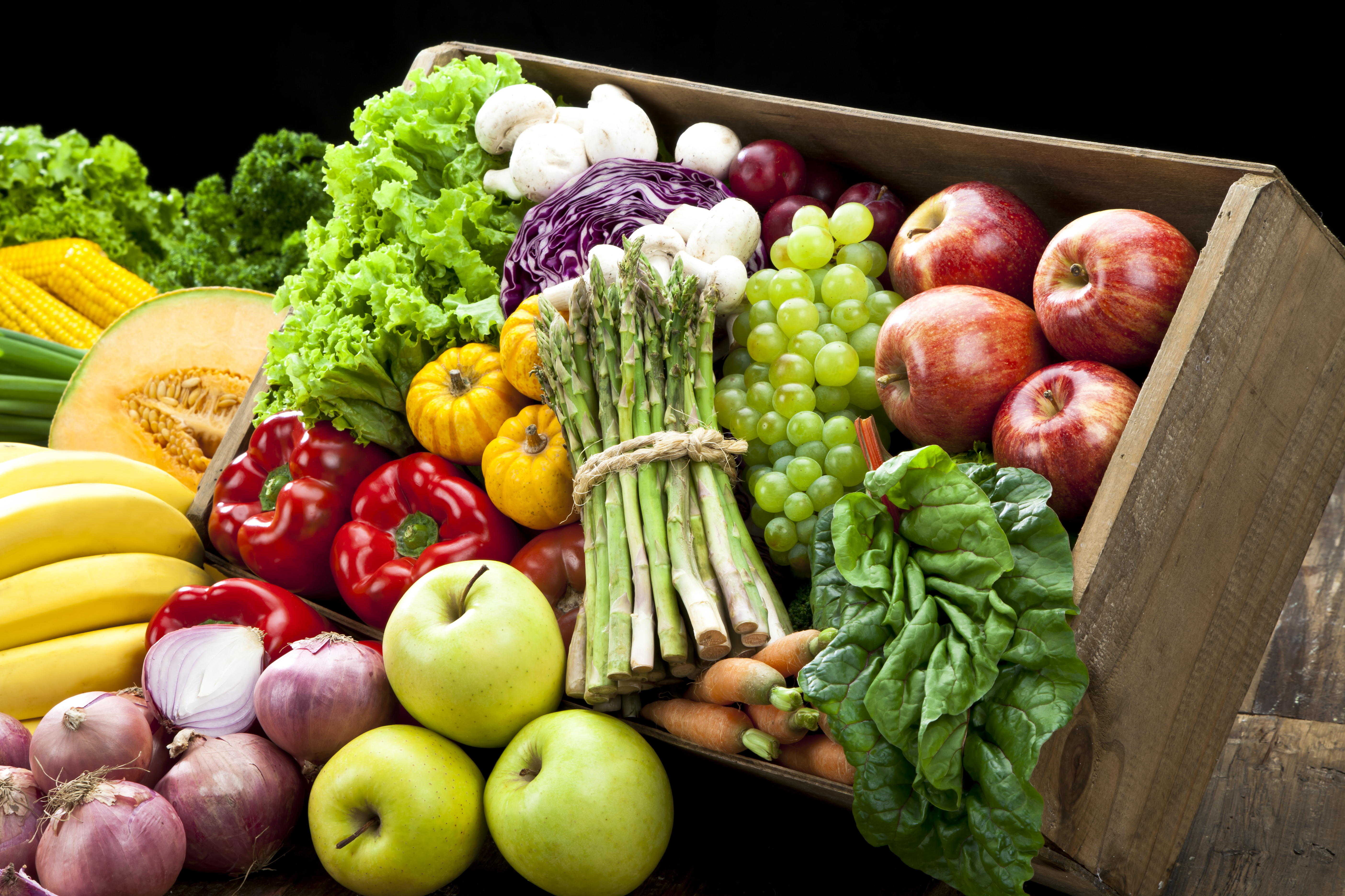 5 Fruits and Veggies Per Day Can Lower Your Risk of Death ...
