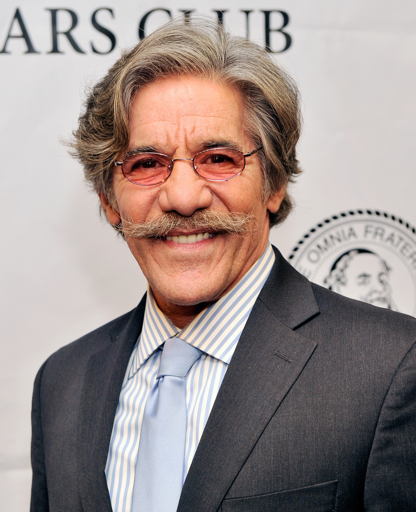 Geraldo Rivera (1943): Among the most acclaimed and controversial television personalities, Rivera appears regularly on Fox News Channel.