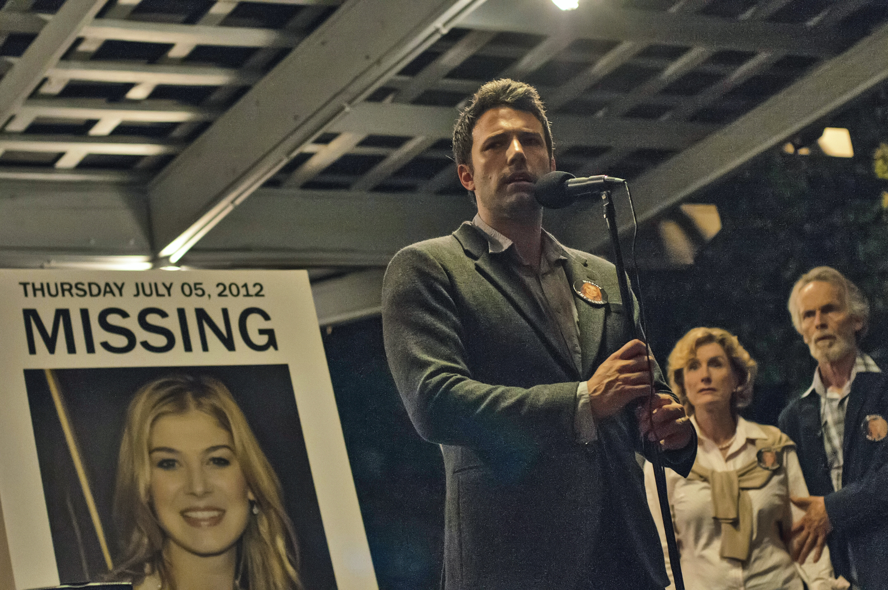 Gone Girl Movie Review: Ben Affleck, David Fincher Star | Time